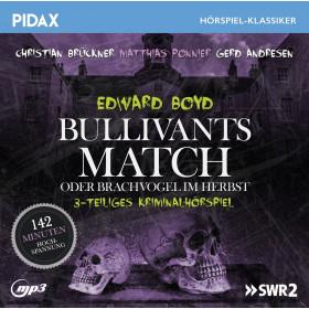 Pidax Hörspiel Klassiker - Bullivants Match oder Brachvogel im Herbst