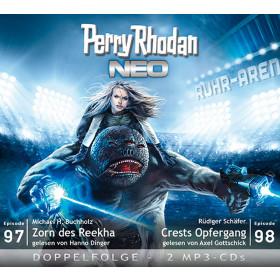 Perry Rhodan Neo MP3 Doppel-CD Folgen 97+98
