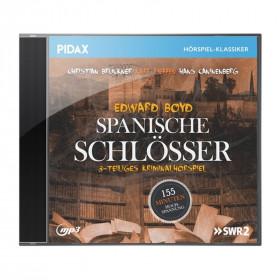 Pidax Hörspiel Klassiker - Spanische Schlösser