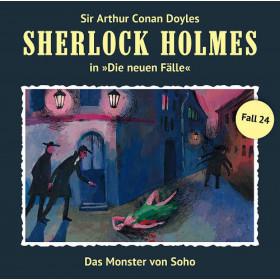 Sherlock Holmes: Die neuen Fälle 24: Das Monster von Soho