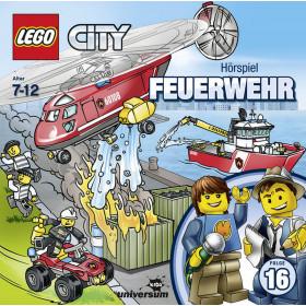 LEGO City - 16 - Feuerwehr