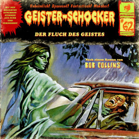 Geister-Schocker 62 Der Fluch des Geistes