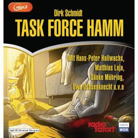 Task Force Hamm - 8 WDR-Kriminalhörspiele Radio Tatort