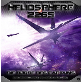 Heliosphere 2265 - Folge 06: Die Bürde des Captains