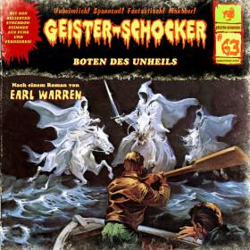 Geister-Schocker 63 Die Boten des Unheils