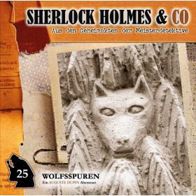 Sherlock Holmes und Co. 25 - Wolfsspuren