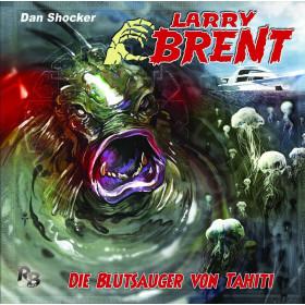 Larry Brent - Folge 21: Die Blutsauger von Tahiti