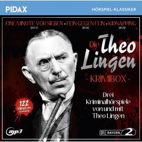 Pidax Hörspiel Klassiker - Die Theo Lingen Krimibox