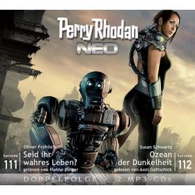 Perry Rhodan Neo MP3 Doppel-CD Episoden 111+112