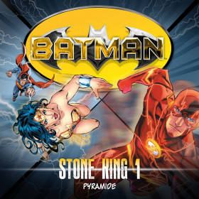 Batman - Stone King - Folge 1: Pyramide