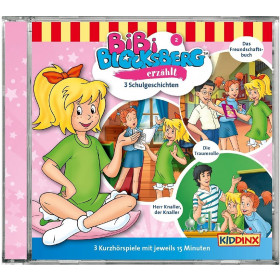 Bibi Blocksberg erzählt - Folge 2: Schulgeschichten