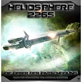 Heliosphere 2265 - Folge 7: Die Opfer der Entscheidung
