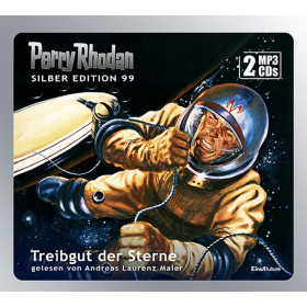 Perry Rhodan Silber Edition 99 Treibgut der Sterne (2 mp3-CDs)
