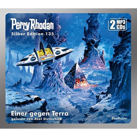Perry Rhodan Silber Edition 135 Einer gegen Terra (2 mp3-CDs)