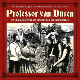 Professor van Dusen - Neue Fälle 24: Die neuen Fälle Professor Van Dusen und die Regenbogenmorde