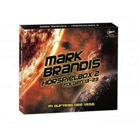 Mark Brandis - Hörspielbox 2 Im Auftrag Der Vega