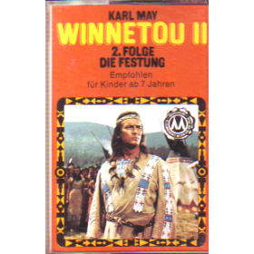 MC Piccolo Winnetou II Folge 2 Die Festung