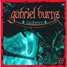 Gabriel Burns 21 Zauberer Remastered Edition