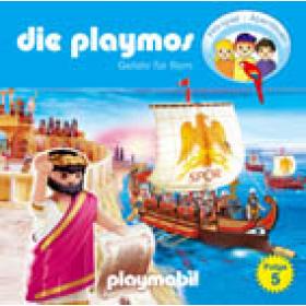 Die Playmos - 05 - Gefahr für Rom