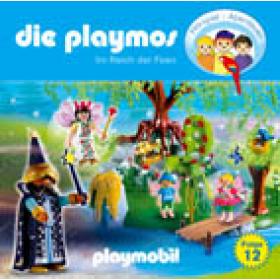 Die Playmos - 12 - Im Reich der Feen