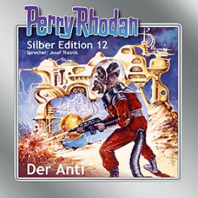 Perry Rhodan Silber Edition Nr. 12 Der Anti
