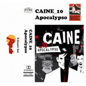 MC Caine - 10 - Apocalypso Limited Edition