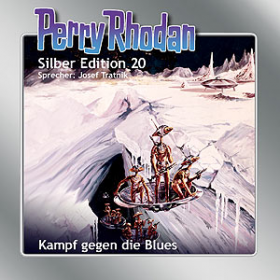 "Perry Rhodan Silber Edition Nr. 20 ""Kampf gegen die Blues"""