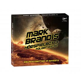 Mark Brandis - Hörspielbox 3 Raumnotretter Im Einsatz