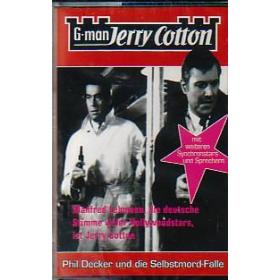 MC Floff - Jerry Cotton 06 Phil Decker und die Selbstmord-Falle
