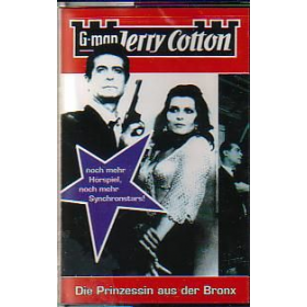 MC Floff - Jerry Cotton 13 Die Prinzessin aus der Bronx
