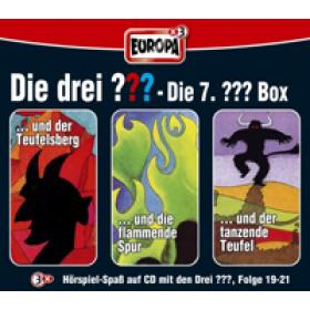 Die drei Fragezeichen Fan Box die 07. Folgen 19 - 21