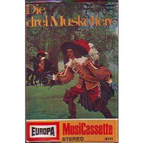 MC Europa 4111 Die drei Musketiere