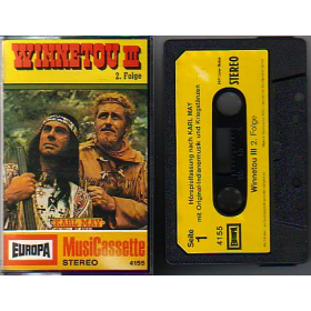MC Europa 4155 Winnetou III 2. Folge