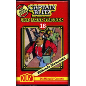MC Kiosk Captain Blitz Folge 16 Blühende Diamanten