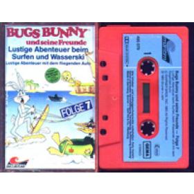 MC Maritim Bugs Bunny Folge 7 Abenteuer beim Surfen und Wassersk