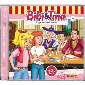 Bibi und Tina - Folge 101: Ärger mit dem Grafen (CD)