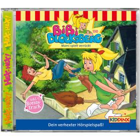 Bibi Blocksberg - Folge 130: Mami spielt verrückt (CD)