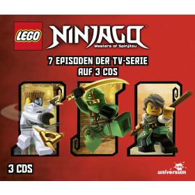LEGO Ninjago - Hörspielbox 5