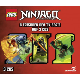 LEGO Ninjago - Hörspielbox 6