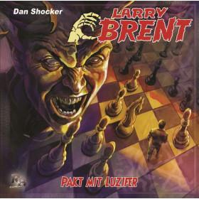 Larry Brent - Folge 38: Pakt mit Luzifer