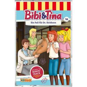 Bibi und Tina - Folge 98: Ein Fall für Dr. Eichhorn (MC)