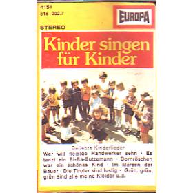 MC Europa Kinder singen für Kinder