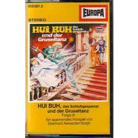 MC Europa Hui Buh Folge 08 und der Gruseltanz