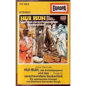 MC Europa Hui Buh Folge 10 das verschwundene Spukschloß