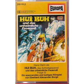 MC Europa Hui Buh Folge 12 und das heimliche Feuerroß