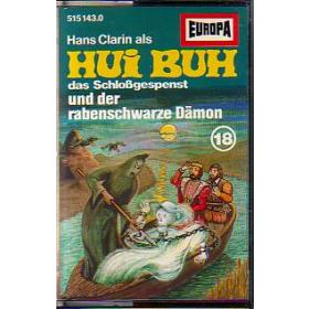 MC Europa Hui Buh Folge 18 und der rabenschwarze Dämon
