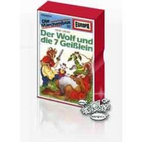 MC Europa Die Märchenbox 10 der Wolf und die 7 Geißlein / Däumelinch