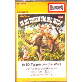 MC Europa Jules Verne  In 80 Tagen um die Welt
