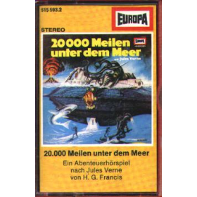 MC Europa Jules Verne 20000 Meilen unter dem Meer