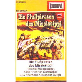 MC Europa Die Flußpiraten des Mississippi